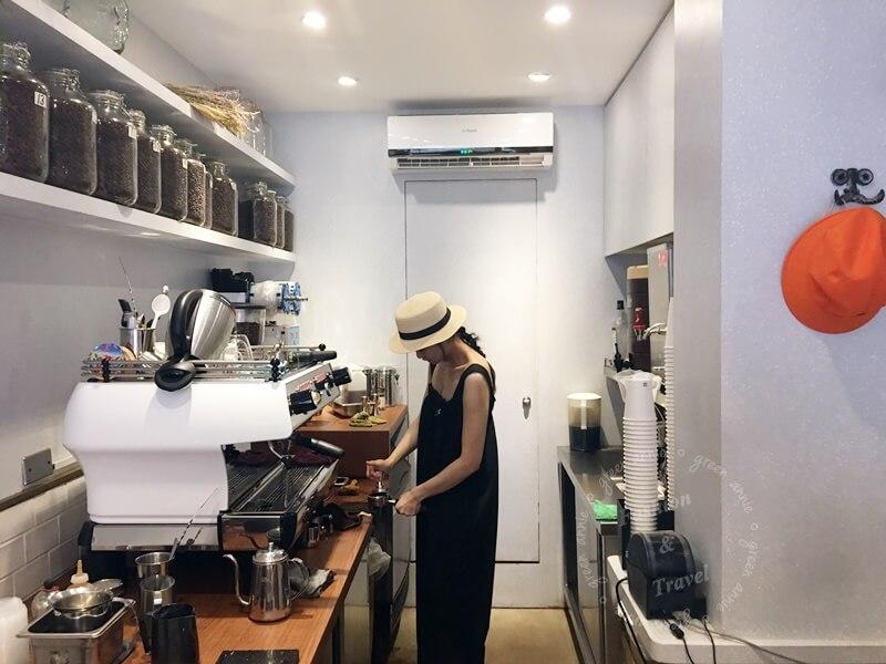 Coffee Moon 珈琲月-松江南京