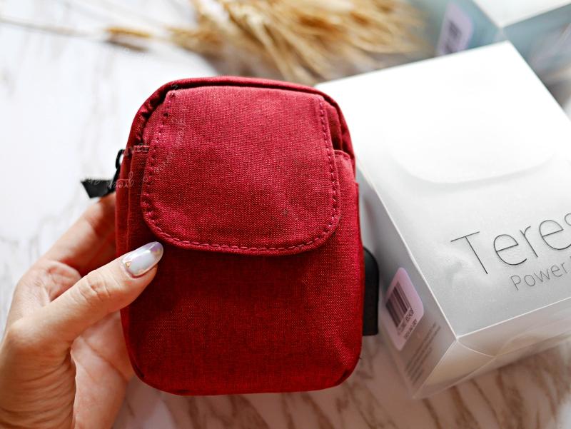 泰瑞莎行動電源隨身包~方便收納讓包包更整齊