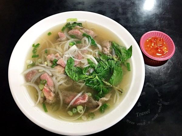 金鳳越南美食