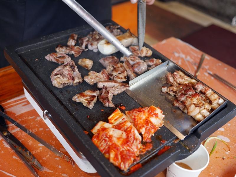 하남張돼지집河南豬肉家(張燒肉),必吃超美味韓式燒肉|釜山西面站