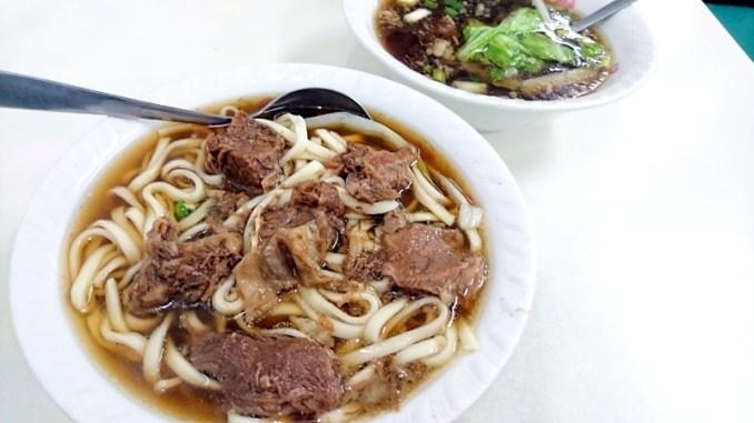 松江南京-六福牛肉麵