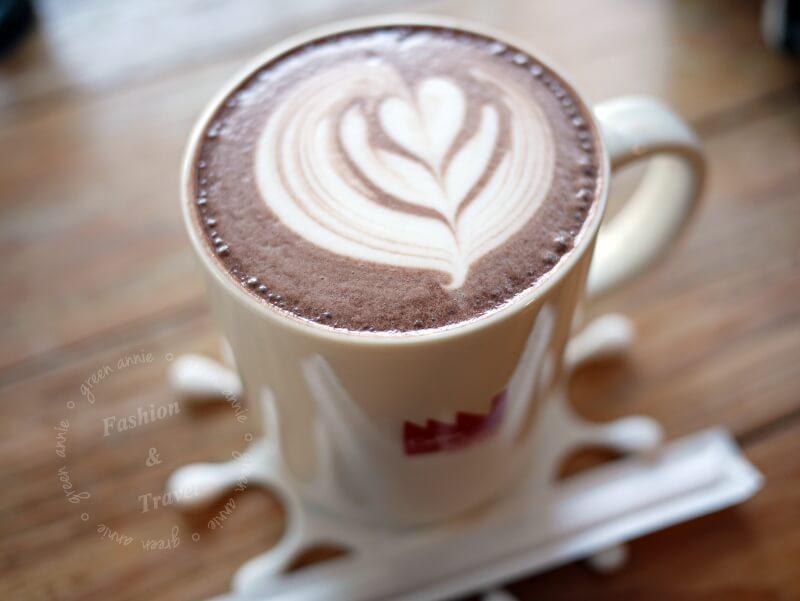 台中不限時有wifi咖啡廳Coffee Industry-Café Sora
