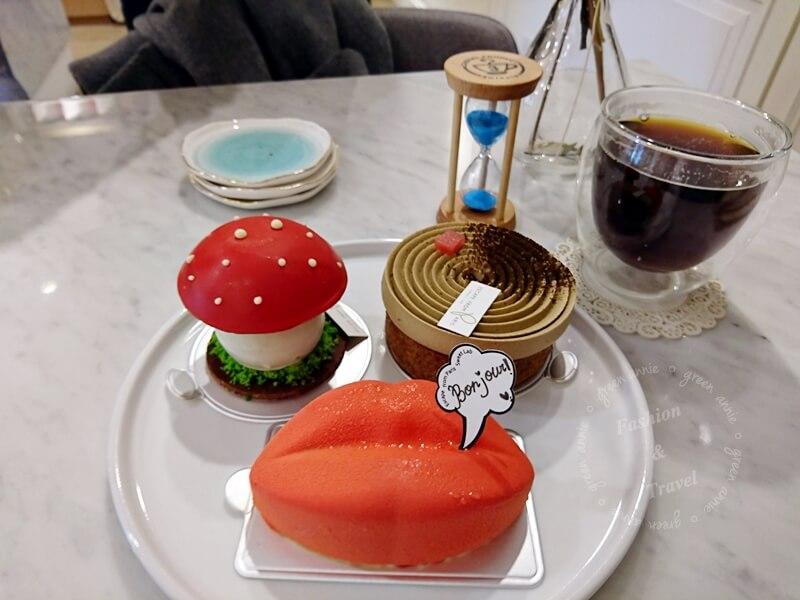 內湖甜點-Escape from Paris 芙芙法式甜點