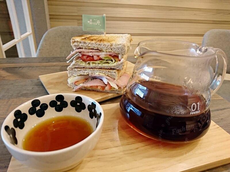 捷運民權西-不限時有插座咖啡廳-喝什麼ka pi