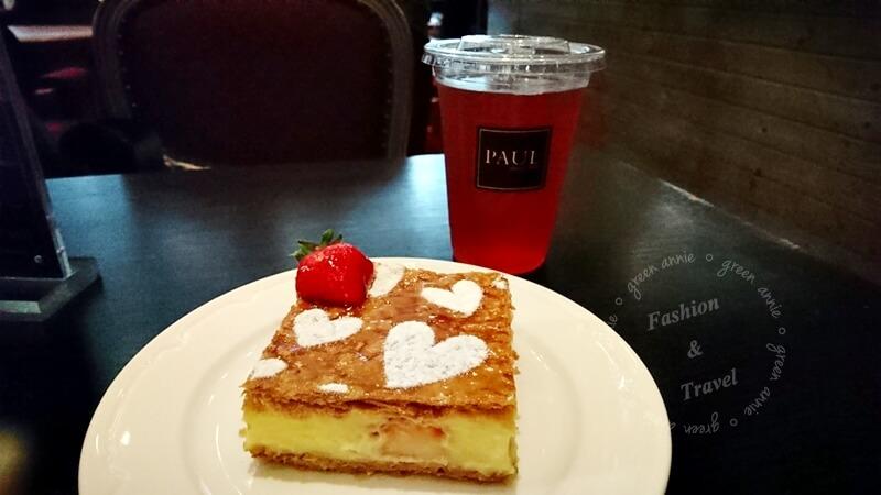 PAUL內湖旗艦店馬卡龍、草莓千層、各式甜點、早午餐-捷運港墘站