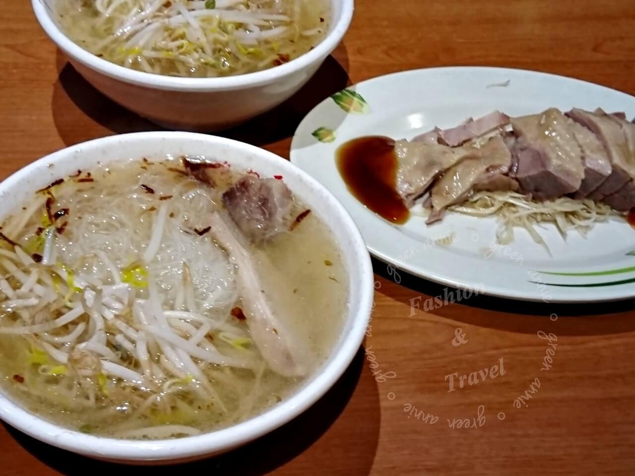 西門町美食,中華路上鴨肉扁~只賣鵝肉,賣了60多年的老店