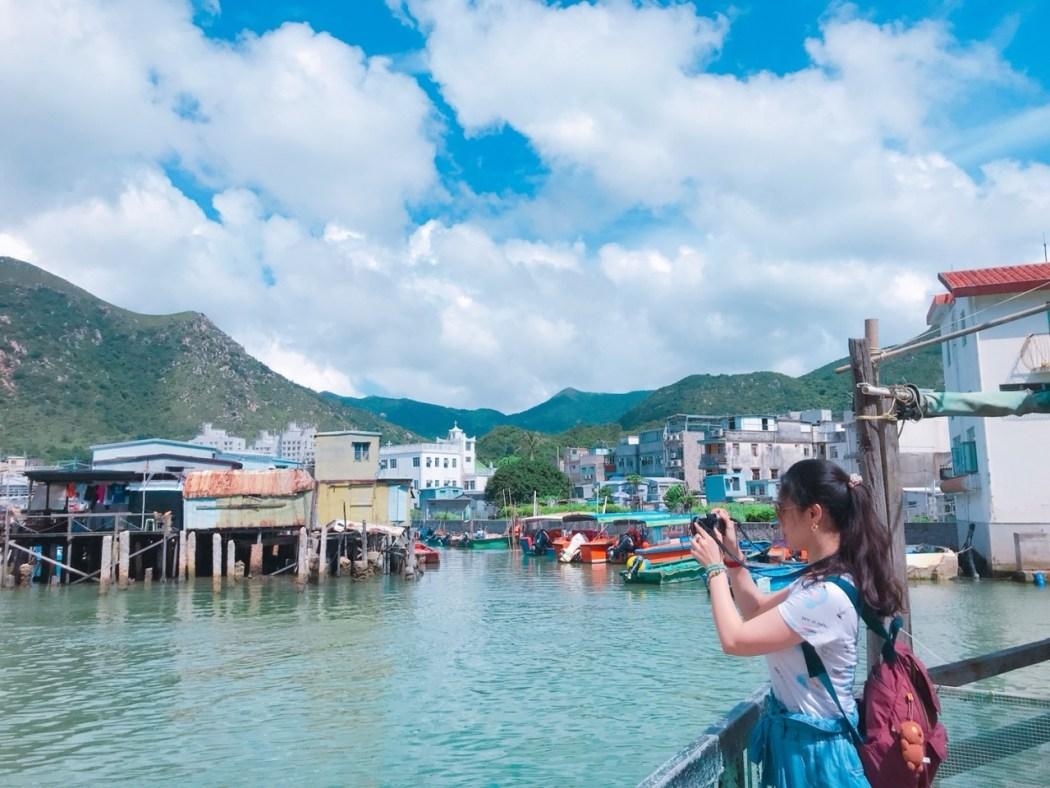 香港必去景點-大澳漁村