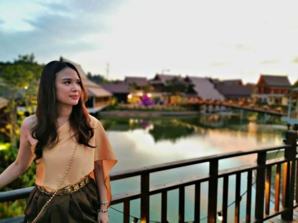 泰國PATTAYA全新主題樂園:暹羅傳奇LEGEND SIAM,一定要試泰服體驗和玩真人版娜娜鬼屋 @吳大妮。Annie