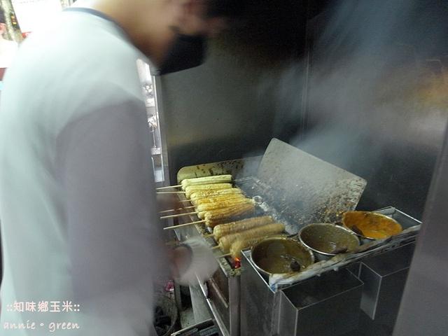 知味鄉玉米~來北海岸必吃的美味烤玉米-新北萬里