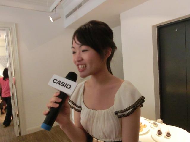 【安妮分享】CASIO ZR100玩美藝術新體驗 @吳大妮。Annie