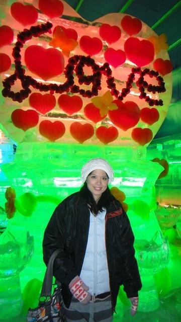 【安妮趴趴走】大直冰博(南北極光風光博覽會)~~消暑氣 @吳大妮。Annie