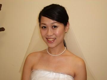 10/23 新娘造型~III @吳大妮。Annie