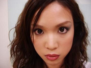 8/25 ….七○年代彩粧示範 @吳大妮。Annie