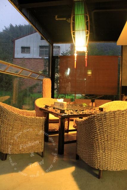 嘉義阿里山住宿:簡單有特色的玻璃屋「龍頭當歸民宿」