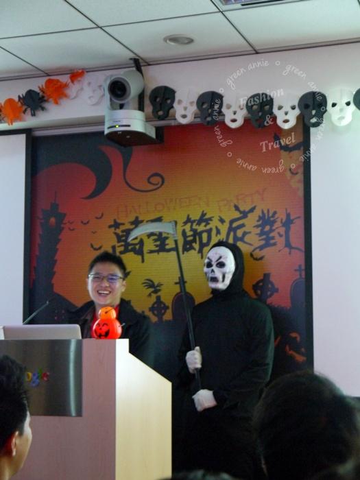 g+萬聖節party