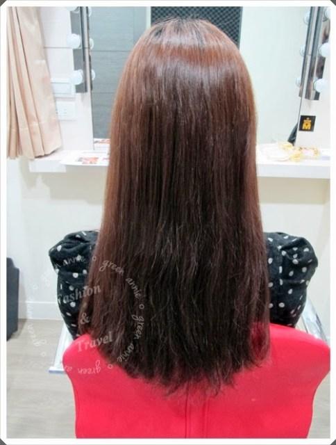 【髮型】M接髮讓我立即變身浪漫長髮美人兒~ @吳大妮。Annie
