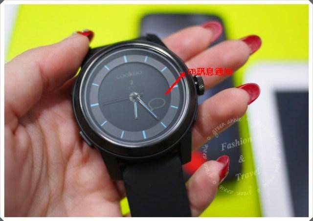 【評測】COOKOO 智慧型藍牙手錶~情人節送禮好選擇 @吳大妮。Annie
