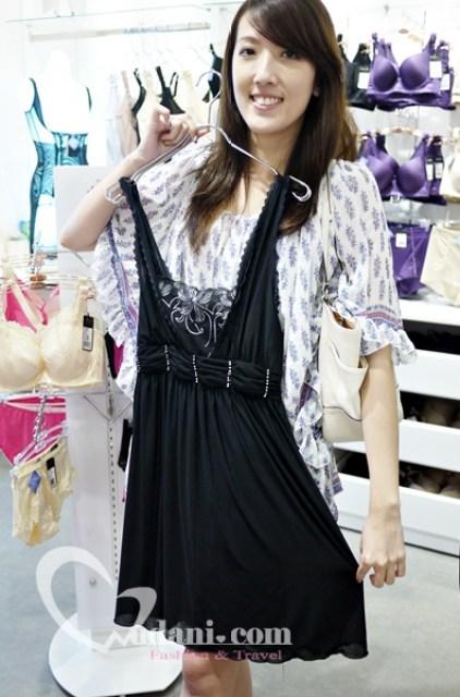 女人我最大介紹~夏天也能穿的塑身衣SHINZITIY湘滋緹 @吳大妮。Annie