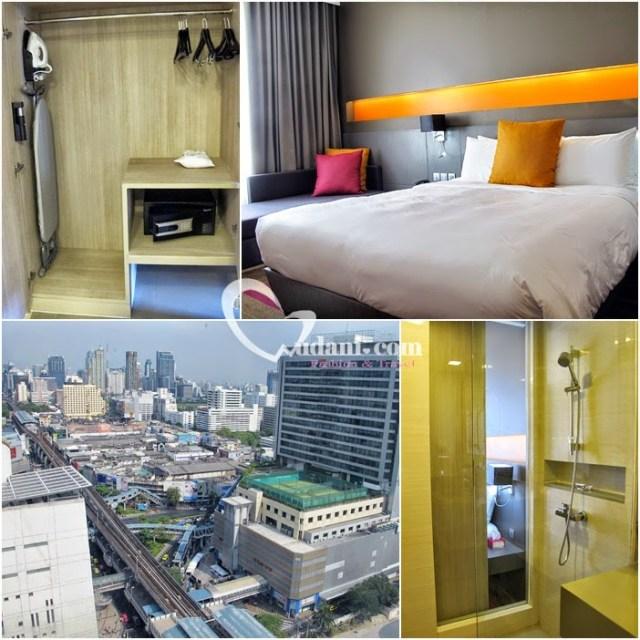 Mercure Bangkok Siam 美居酒店
