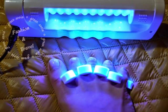 【活動】DEPEND迪普妮絲指彩凝膠美甲機~讓人在家DIY享受美甲樂趣 @吳大妮。Annie