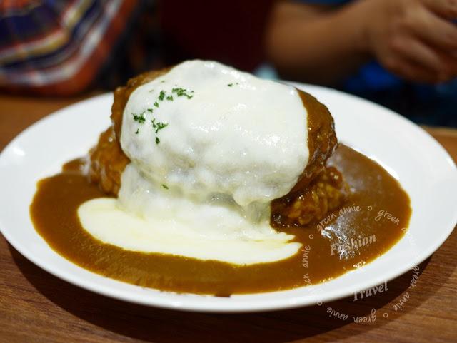 Izumi Curry,日式咖哩來自大阪的美妙滋味~台北京站B3吃的到 @吳大妮。Annie