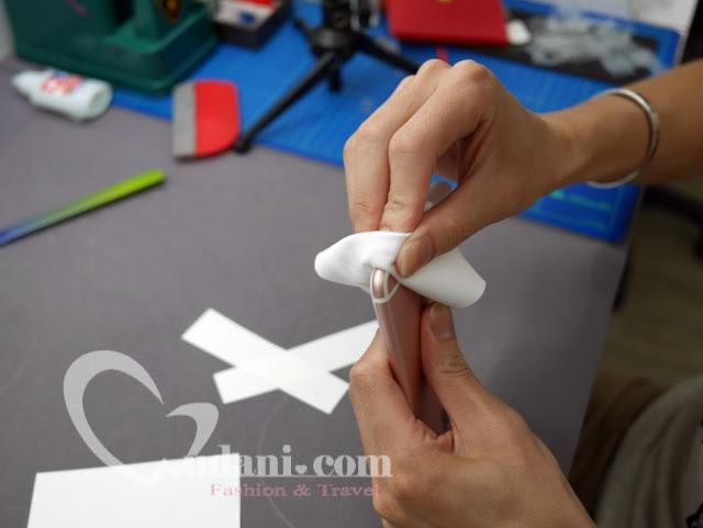 【包膜推薦】iPhone 6s / iPhone 6s Plus 必備好物–膜斯密碼 imos 3D滿版康寧強化玻璃保護貼 @吳大妮。Annie