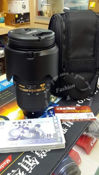 【鏡頭開箱】Nikon 24-70mm F2.8E ED VR 開箱記錄&簡單隨手拍 @吳大妮。Annie