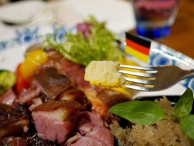 【台北美食】B&G Tea Bar 德國農莊德式精品餐廳~德國豬腳、甜點、茶品都讓人大大推薦@信義區貴婦百貨 @吳大妮。Annie
