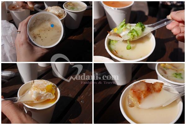 【台中早餐】吐司怪獸行動餐車,讓早餐更健康又兼具了創意,天天也吃不膩~東海商圈 @吳大妮。Annie