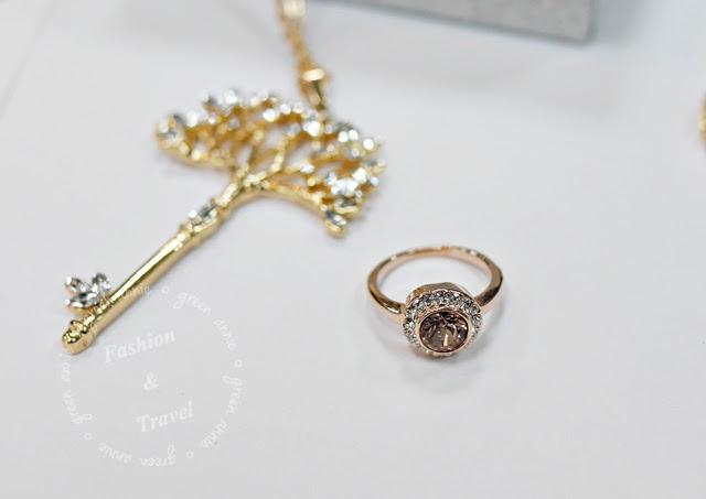 【飾品】 Mbox飾品-施華洛世奇授權品牌~情人節、生日、聖誕節送禮的最佳選擇 @吳大妮。Annie