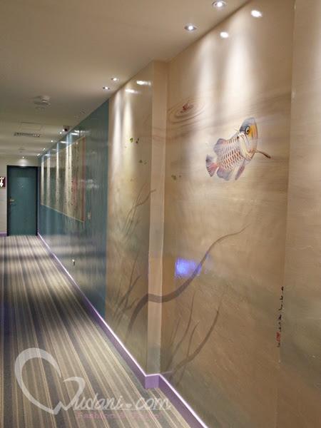 【高雄住宿】世奇商旅~3D立體畫房間讓人驚豔~推薦旅行、背包客、洽公朋友住宿~近高雄捷運巨蛋站 @吳大妮。Annie