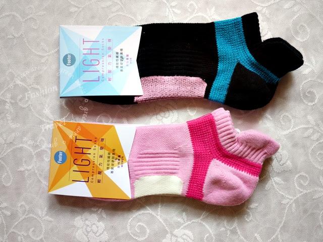 【邀稿】Footer流行機能專業除臭襪~機能訴求多,款式流行~適合運動、造型穿著 @吳大妮。Annie