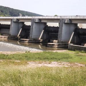 Hochwasserrückhaltebecken Salzderhelden | Wünsche Vermessung