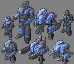 Isometric Robos