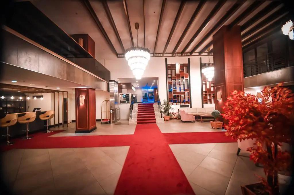 فنادق طرابزون الميدان