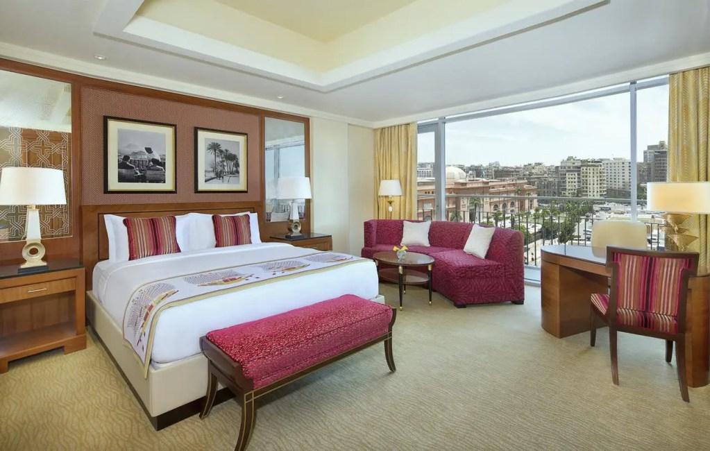 فنادق وسط البلد القاهرة 5 نجوم
