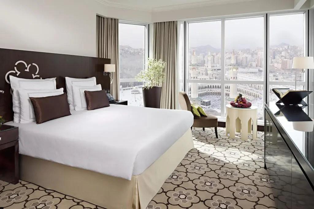 فنادق برج الساعة في مكة