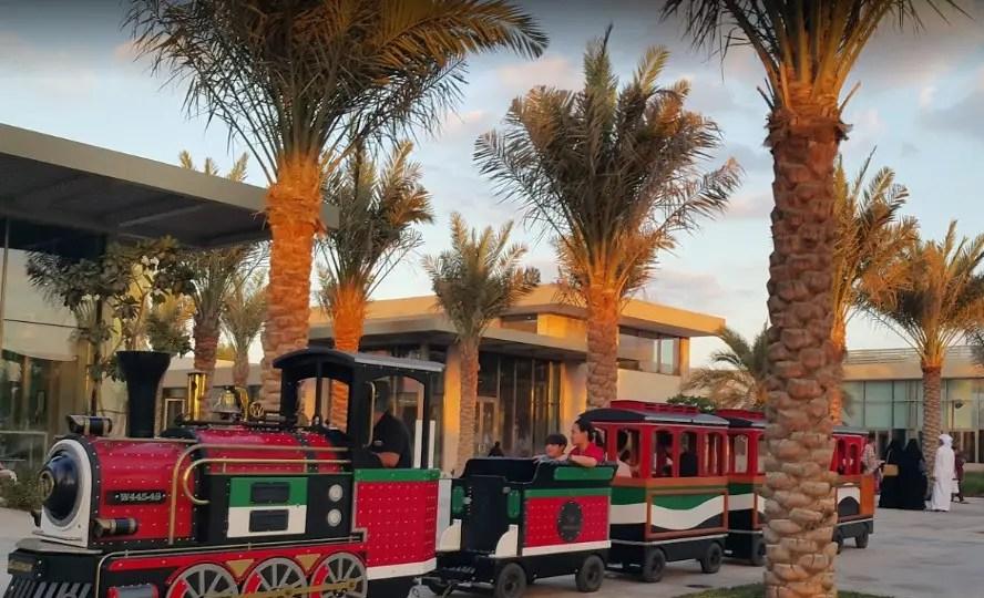 حديقة ام الامارات في ابوظبي