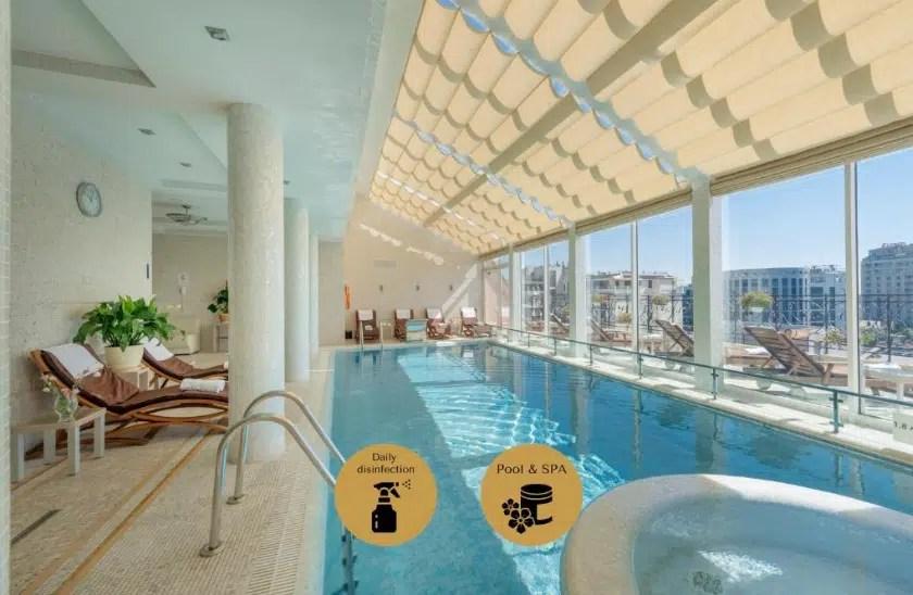 فنادق خمس نجوم في اوديسا