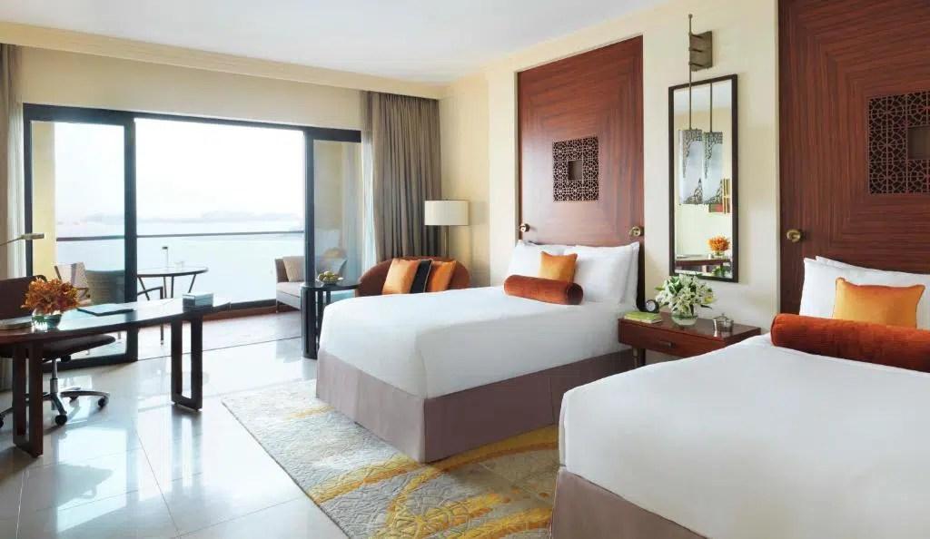 فندق فيرمونت النخلة في دبي