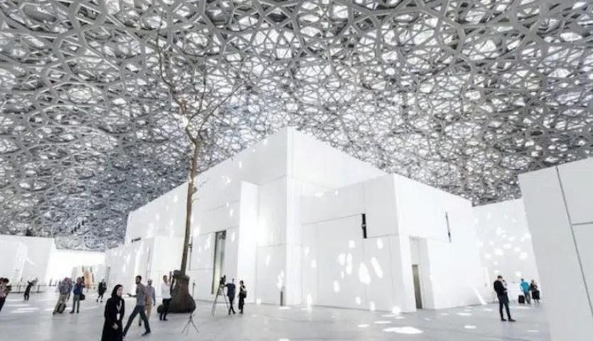 متحف لوفر ابوظبي