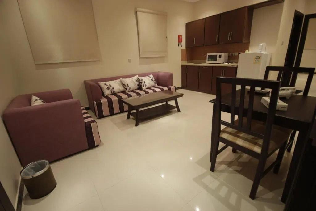 شقق فندقية شرق الرياض