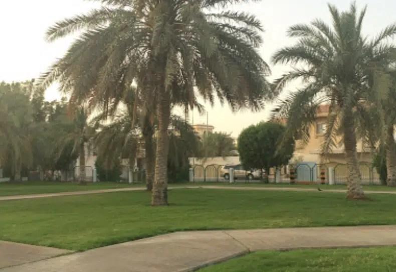 حدائق الدمام