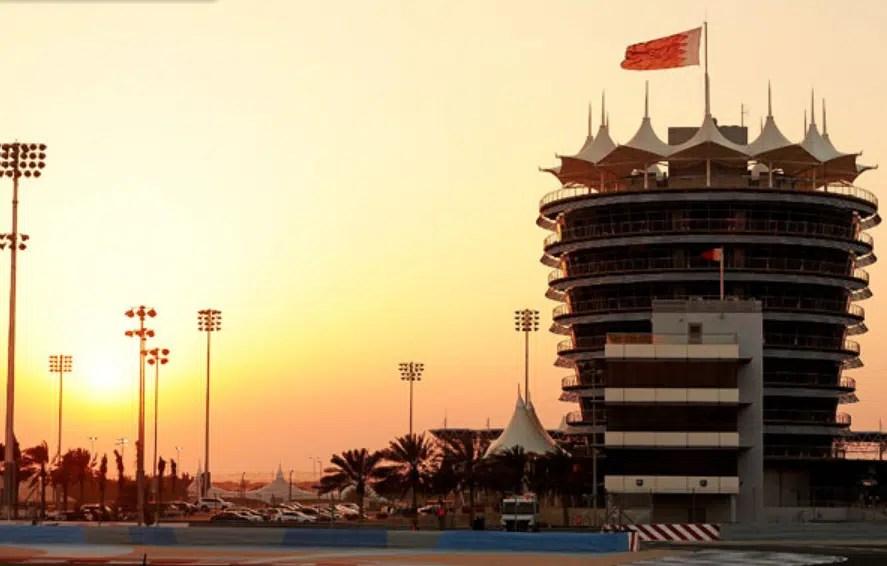 حلبة البحرين الدولية للكارتنج