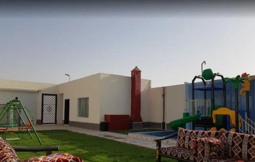 شاليهات شرق الرياض العاب مائيه