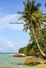 the other side of Ujung Gelam Coast