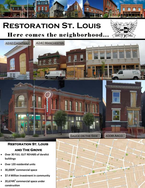 Restoration St. Louis