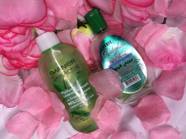 Nigerian Blogger Summer Skin Care Routine Oil Free Cleanser