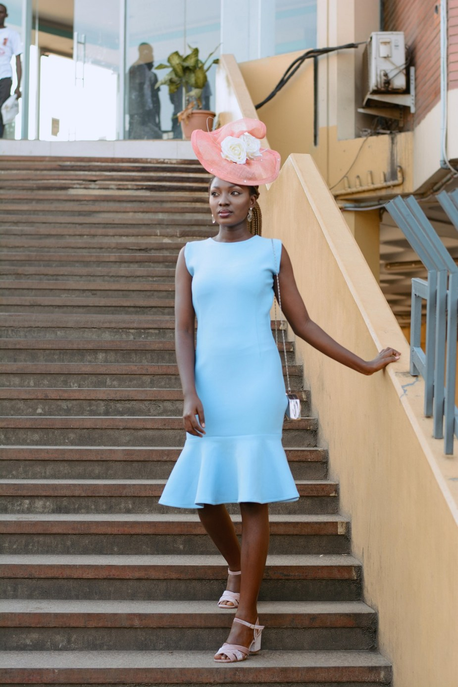 Nigerian Blogger Wumi Tuase Wedding outfits Wheeniey Ahupa