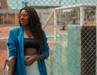 How To Style Underwear as Outerwear Style Blogger Wumi Tuase